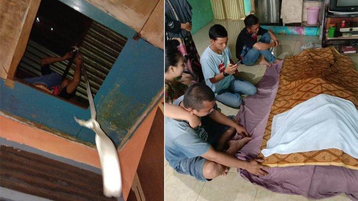 SBY Nekat Akhiri Hidup Setelah Ditinggal Kabur Istri, Ditemukan Gantung Diri oleh Anak Bungsunya
