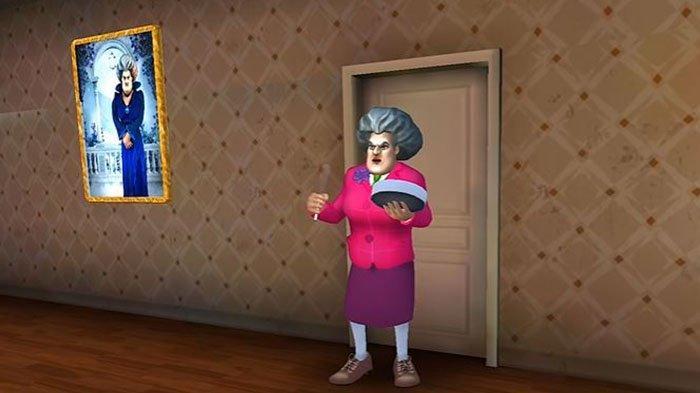 Game Scary Teacher 3D Indonesia : Link Download dan Cara Mengalahkan 'Miss T' yang Menyeramkan