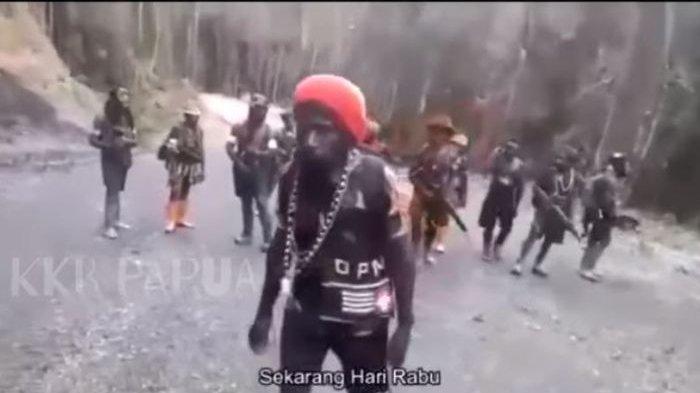 Pantesan KKB Papua Berani Tantang TNI Polri Untuk Memburunya, Mereka Punya Segitiga Hitam Berbahaya