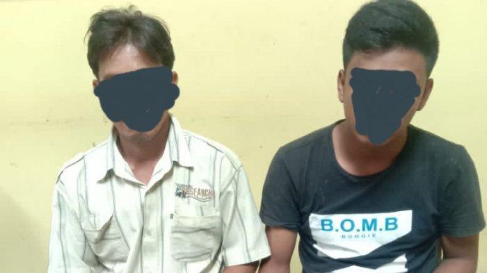 Sedang Meracik Diduga Sabu, Dua Warga Kuansing Diciduk Polisi, Kasus Narkoba di Riau