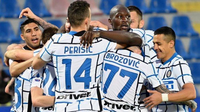Inter Milan Obral Sejumlah Pemain Kunci, Scudetto Liga Italia Meminta Tumbal, Lunasi Utang Klub
