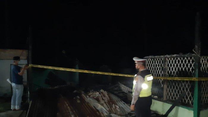 Kebakaran di Tapung, Sejumlah Rumah, Bengkel dan Ruko Ludes Dilalap Si Jago Merah
