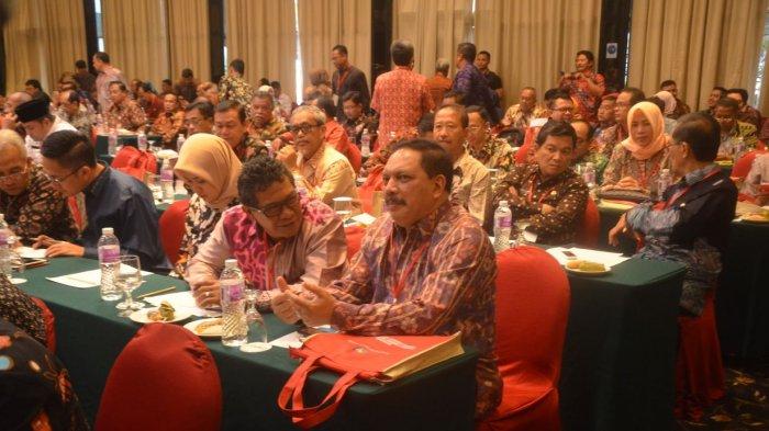 Sekda Inhil Hadiri LangsungSosialisasi PerpresPejabat Sekretaris Daerah di Jakarta