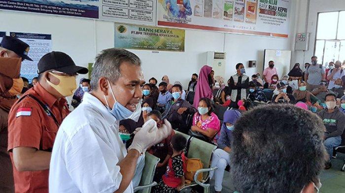 Sehari Tambah 4 Kasus Positif Covid-19 di Kepulauan Meranti Riau, RTH Ditutup Sementara