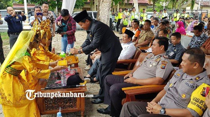 LIVE: KPU Rohul Riau Gelar Simulasi Pemungutan dan Perhitungan Suara Pemilu 2019