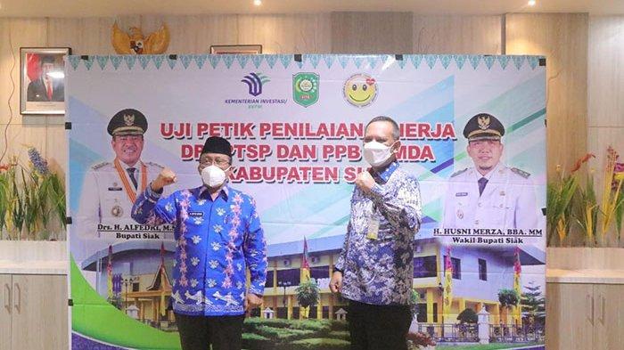 Bikin Bangga, Pemkab Siak Masuk 9 Besar Daerah Berkinerja Baik se-Indonesia, Ini Harapan Sekda