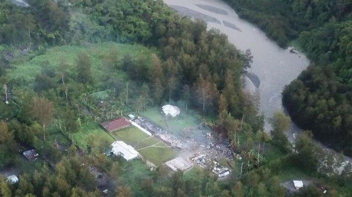 KKB Pimpinan Sabinus Waker Berulah di Beoga, Lepas Tembakan ke Arah Koramil, Warga Ketakutan