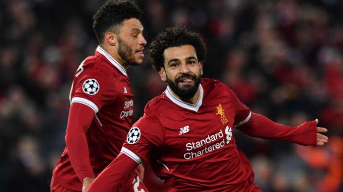 Mohamed Salah Tak Rela Puasanya Batal Karena Tanding di Final Champions