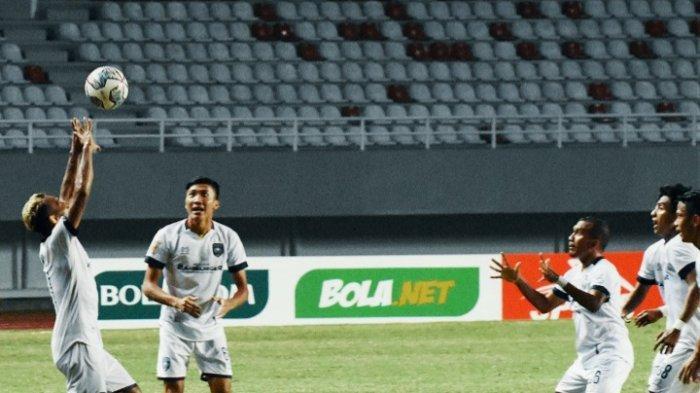 Derby Riau Liga 2, Tak Siapnya Pemain KS Tiga Naga Hadapi PSPS Riau