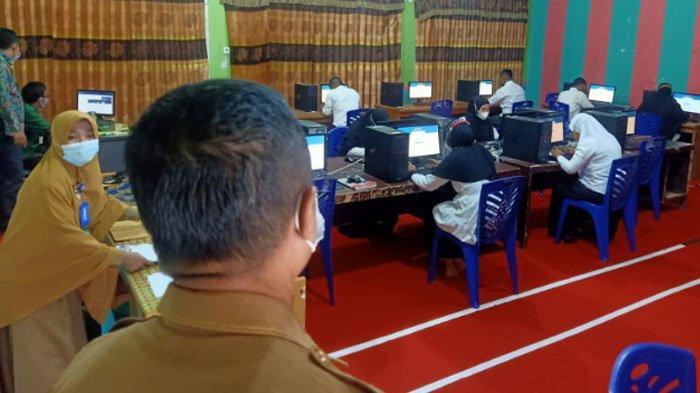 Pengumuman Hasil Test CP3K Diundur, Disdikbud Pelalawan Minta Peserta Bersabar