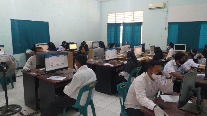 Peserta CPNS Riau Sabar Dulu, Ini Giliran PPPK Fungsional Guru Dumai yang Ujian Seleksi Kompetensi