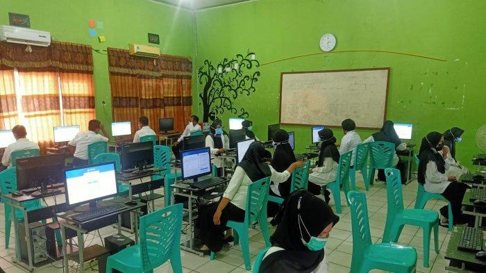 4 Peserta Tak Hadir Ujian Susulan Seleksi Kompetensi CP3K di Pelalawan Berakhir