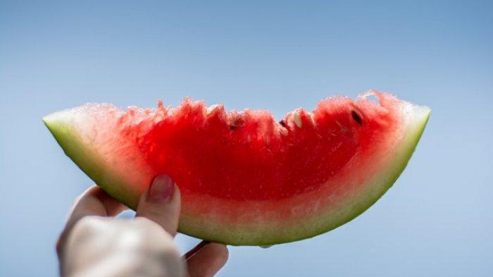 Selama Ini Sering Dibuang, Ternyata Kulit Semangka dapat Mencegah Sejumlah Penyakit Ini