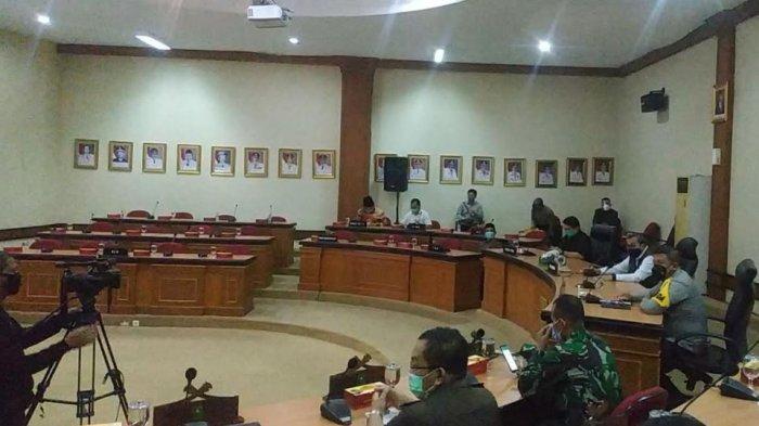 Mahasiswa Tolak Duduk Bersama Bahas Pemberlakuan UU Cipta Kerja, Ini Kata Gubernur Syamsuar