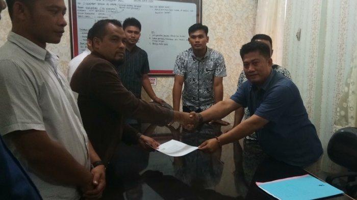 Sempat Dilaporkan ke Polisi, Anggota DPRD Bengkalis NH Tak Terbukti Penipuan, Pelapor Sepakat Damai