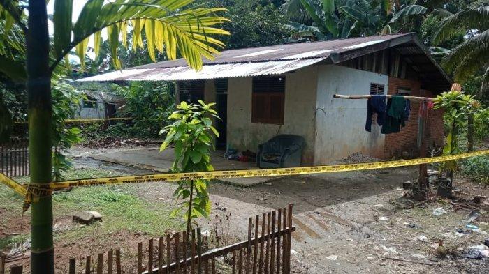 Sempat Jadi Objek Tontonan Warga, Rumah Terduga Teroris di Kampar Hari Ini Terlihat Sepi