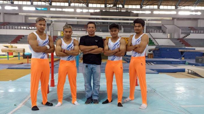 PON 2021 Papua, Cabor Senam Riau Targetkan 4 Medali Emas, Kirim 8 Atlet