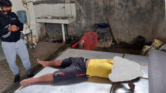 Pekerja Cucian Mobil di Pangkalan Kerinci Ditemukan Tewas di Kamar Mandi, Ada Luka di Dagu