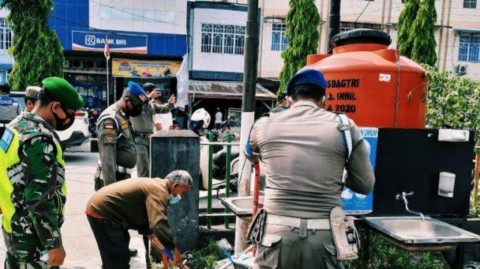 Masyarakat Masih Abai Prokes Satgas Imbau Warga Tak Kendor Prokes Meski Kasus di Inhil Menurun
