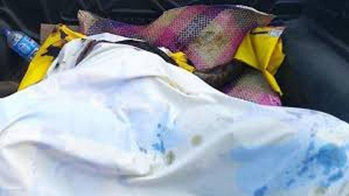 Geger Penemuan Jenazah Wanita dalam Karung, Ditemukan Bercak Darah, Motor Korban Diduga Dibawa