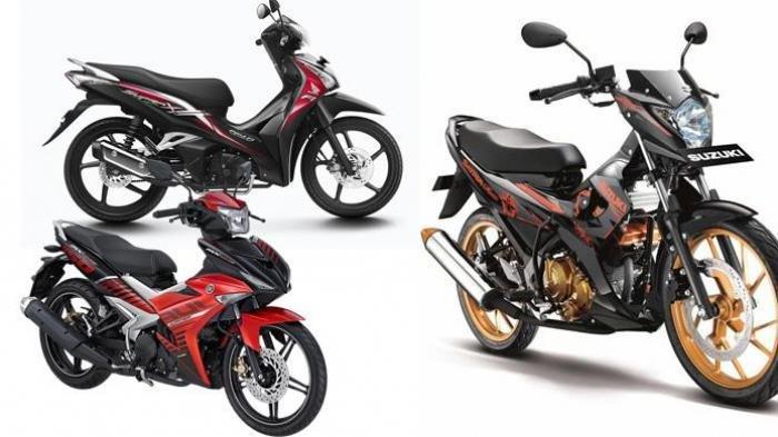 UPDATE! Daftar Terbaru Harga Sepeda Motor Bebek Bekas Tahun 2000-an