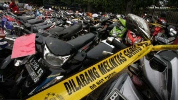 Pura-pura Belanja, Remaja Ini Nekat Curi Sepeda Motor Pemilik Warung