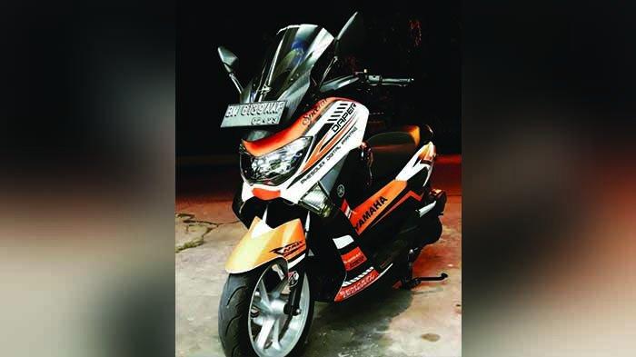Taja CustoMaxi, Yamaha Alfa Scorpii Sediakan Hadiah Satu Unit Lexi