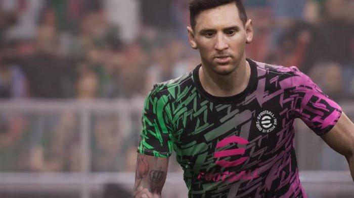 Spesifikasi Game eFootball Terbaru tahun 2021, Sudah bisa Dimainkan Menggunakan Laptop dan PC