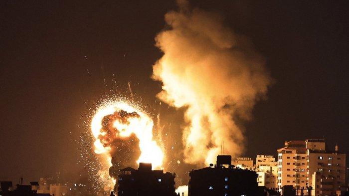 Kesaksian WNI di Gaza, Israel dengan Brutal Hujani Ratusan Roket ke Rumah Warga dan Infrastruktur