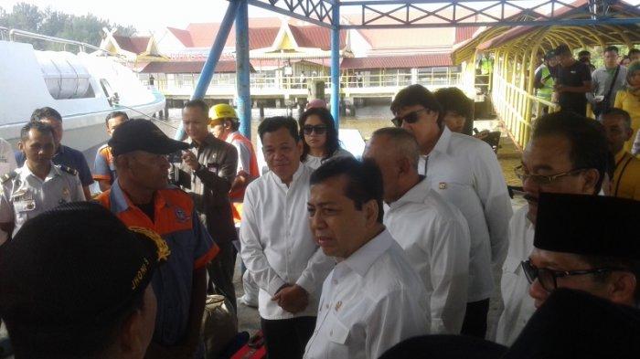 Aktivitas Arus Balik Pemudik Mulai Terlihat di Penumpang Pelindo Dumai