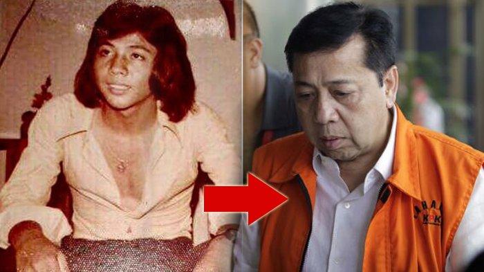Inilah Perjalanan Setya Novanto, Dari Pedagang Beras Hingga Divonis 15 Tahun Penjara
