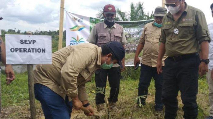 Sinergi PTPN V-BBKSDA Riau Bentuk Tim Mitigasi Gajah Sumatera