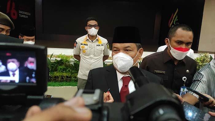 Pemprov Riau akan Bangun Gedung Bertingkat untuk Perkantoran BKD di Tengah Pandemi Covid-19
