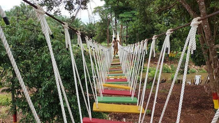 Berawal dari Embung Karhutla, Kampung Dayun Siak Masuk 300 Besar Desa Wisata pada Ajang ADWI 2021