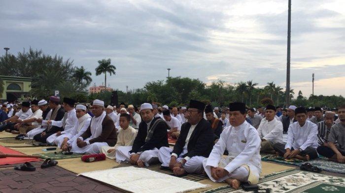 Siak Zona Merah Covid-19, Pemkab Putuskan Tidak Laksanakan Salat Idul Fitri di Masjid atau Lapangan