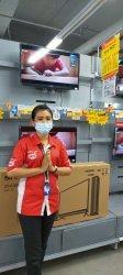 POTONGAN HARGA, Promo Sharp Televisi Android di Hypermart Mal SKA Pekanbaru, Harganya Jadi Segini