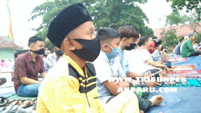 Zona Merah di Pekanbaru Meluas ke 44 Kelurahan, Walikota Pekanbaru Ajak Warga Sholat Ied di Rumah