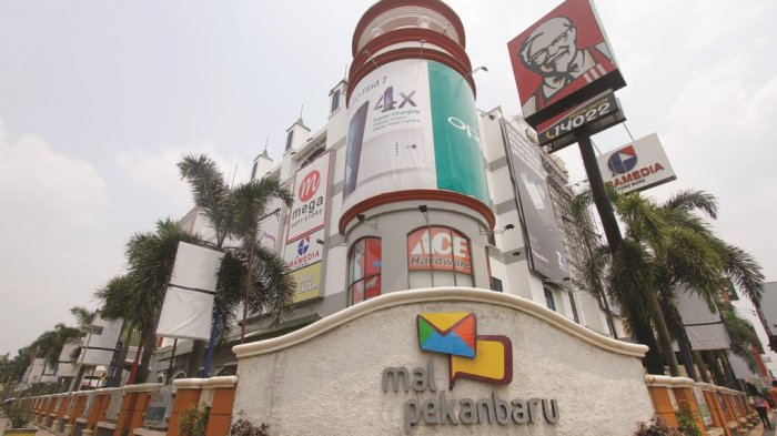 Shopping Sampai Puas, Ini Daftar Pusat Perbelanjaan di Pekanbaru