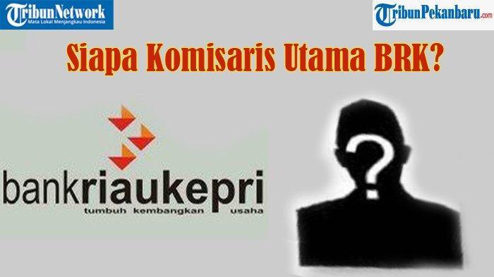 Yan Prana Jalani Proses Hukum,Bagaimana Kekosongan Jabatan Komut Bank Riau Kepri?Ini Kata Gubernur