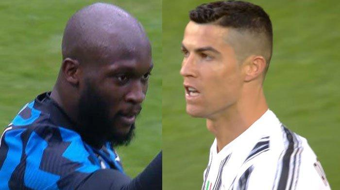 Hitung-hitungan CalonTop Skor Liga Italia, Romelu Lukaku Inter Milan atau Cristiano Ronaldo Juventus