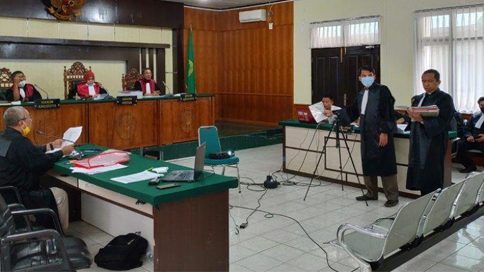 Saksi Beri Rincian Uang Commitment Fee untuk Amril Mukminin dan Sejumlah Pejabat di Bengkalis