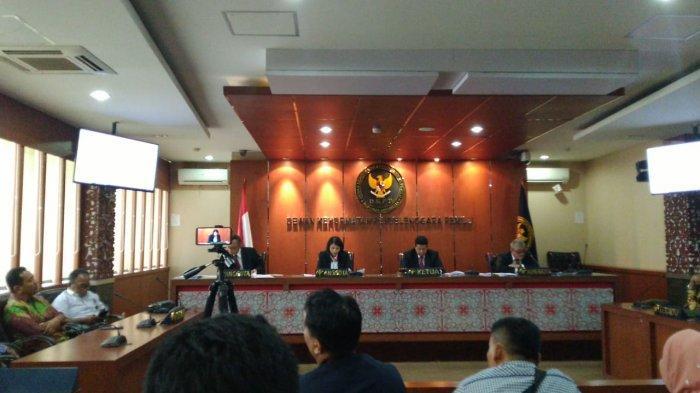 Pengaduan Bawaslu Riau Terbukti, DKPP Jatuhi KPU Siak Sanksi