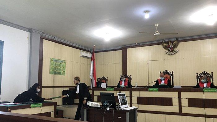 Sidang Lanjutan Penipuan Lahan KUD di Siak, Penasihat Hukum Minta ini ke Hakim, Jaksa Ajukan Replik