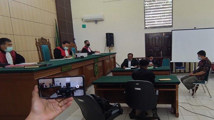 Pengacara Bantah Alat Damkar PT Adei Tak Memadai, Sampaikan Eksepsi di Sidang Perkara Karhutla
