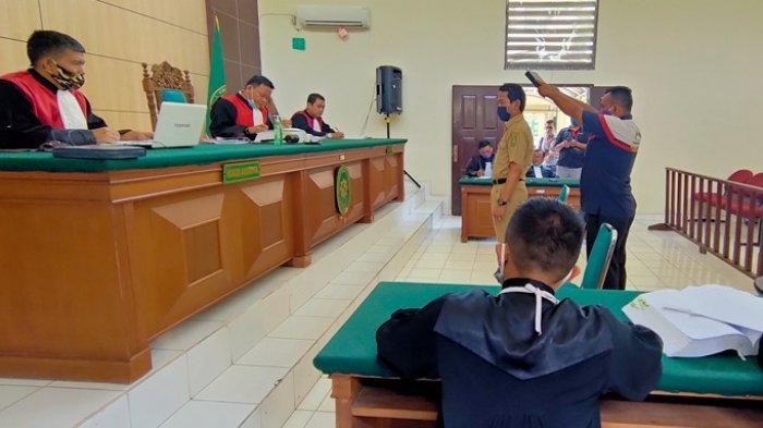 Dalam Sidang, Ahli Lingkungan Sebut Sarana dan Prasarana Karhutla PT Adei Tak Standar