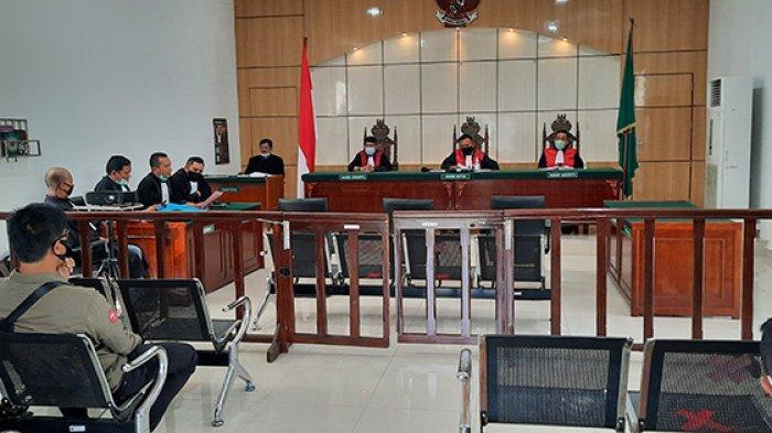 Terdakwa Positif Covid-19 Tak Hadir, Sidang Perdana Pidana Pilkada Secara In Absensia di PN Dumai
