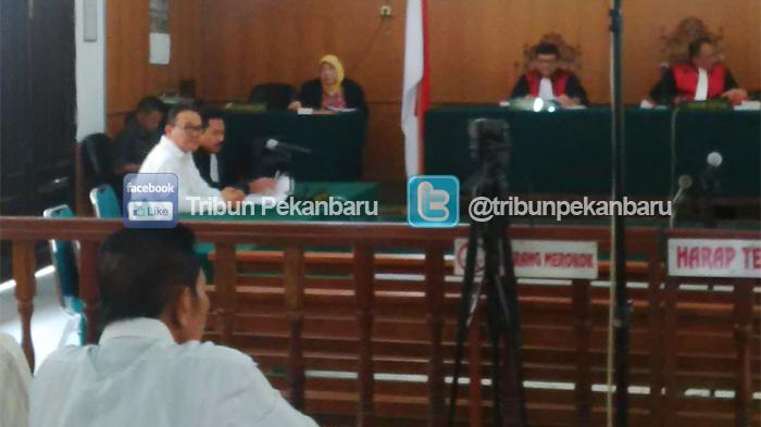 BREAKING NEWS: Jaksa Tanggapi Novum dan Keterangan Saksi Rusli Zainal