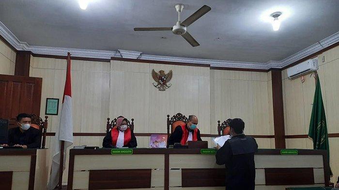 Mohon Dibebaskan dari Tuntutan Jaksa, Ini Pledoi Terdakwa Kasus Penipuan Jual Beli Lahan KUD di Siak