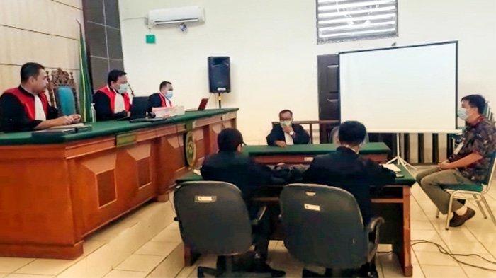 JPU Minta Hakim Tolak Eksepsi Terdakwa, Sidang Lanjutan Perkara Karhutla PT Adei di PN Pelalawan
