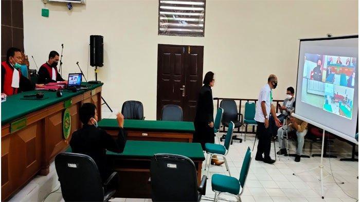 Terdakwa Tak Hadir Karena Sakit, Sidang Putusan Kasus Karhutla  PT SSS di Pelalawan Kembali Ditunda